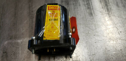 Ross Decco 17-697-056 Oil Immersed Solenoid 115V 60Cycles