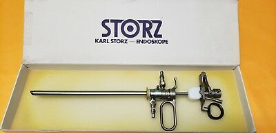 Storz 27054ej 20fr Working Element For Injection Needle 27040sl Sheath 26fr
