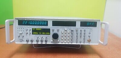 Gigatronics Gt9000s 10 Mhz To 20 Ghz Signal Generator.