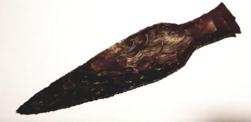 Impressive stone age tool Danish type  (reproduction)