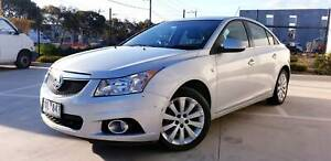 LEATHER! 2011 Holden Cruze CDX 45,000KM AUTO FULL SERVICE/REG/RWC Coburg North Moreland Area Preview