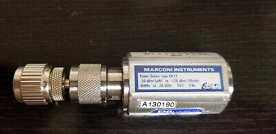 Marconi 6913 Power Sensor 10mhz-26.5ghz
