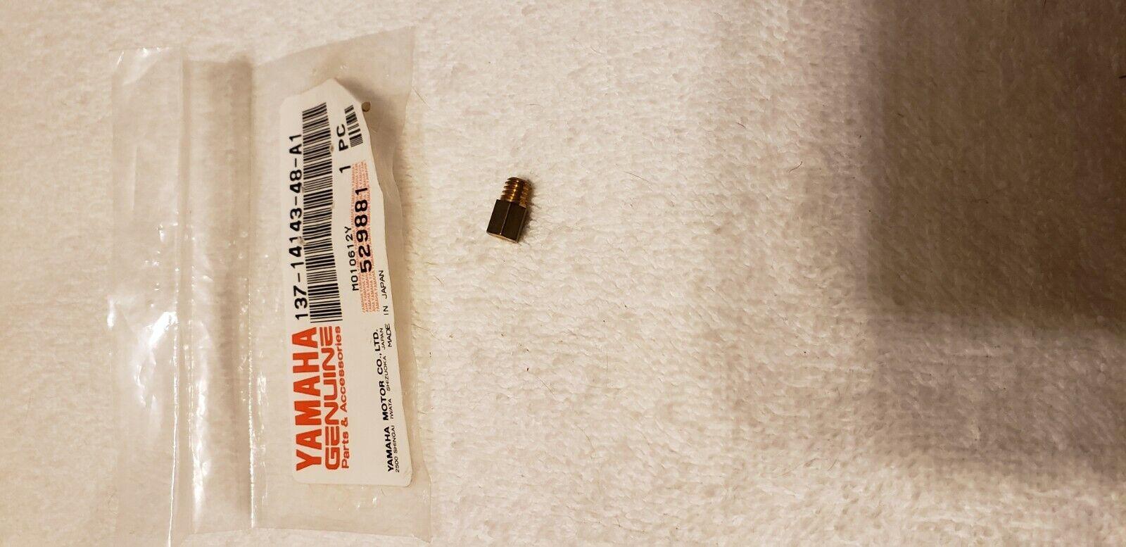 YamahaOEM 137-14143-48-A1 Jet, Main (#240)Carburetor