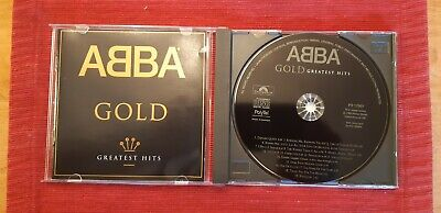 ABBA CD  GOLD GREATEST HITS CLASSIC POP