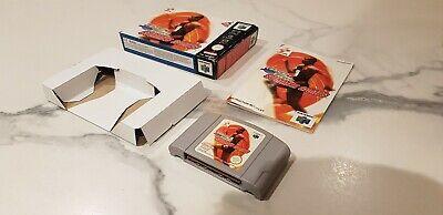 RARE - International Track & Field Summer Games - Nintendo 64 N64 COMPLETE!!!