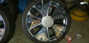 Commodore wheels Caboolture Caboolture Area Preview