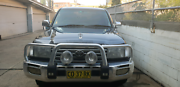 2004 Landcruiser Sahara 4x4 Liverpool Liverpool Area Preview