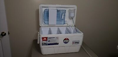 Easy Portable Vendor Sinks With Hand Washing Station. Pass Health Inspections