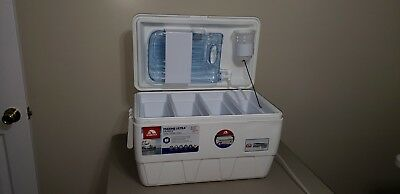 Portable Utensil Hand Washing Station For Camping Boating Or Vending 4 Sink.