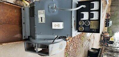 100kw Generator Alternator Head Used Meter Hours Show 407 Hours