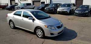 2010 Toyota Corolla CE CE   LOW KMS   ONE OWNER   CERTIFIED