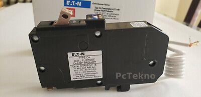 Cutler Hammer 15amp 1 Pole Type Ch Circuit Breaker Arcground Fault Chfafgf115