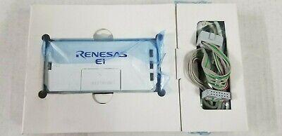 Renesas Electronics R0e000010kce00 Sockets Adapters E1 Debugger
