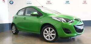 2012 Mazda Mazda2 MAXX Automatic Hatchback North St Marys Penrith Area Preview