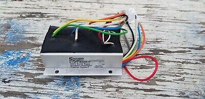 Soundoff Signal Et3pfiso00-p - 3 Pattern Isolated Headlight Flasher System Rw