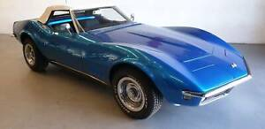 Matching Numbers 1968 Corvette Convertible Clontarf Redcliffe Area Preview
