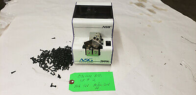 Ohtake Nsb Automatic Screw Feeder Machine 12vdc 110ac Power Cord Not Incl Lot2