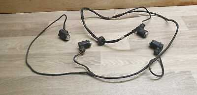 MERCEDES A C CL CLK CLS E GL ML R SL SLK CLASS PARKING SENSORS WITH WIRING LOOM
