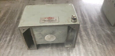 Deckel Soe Grinder Dust Exhaust Housing Wfan. Machine Sn-soe78-4115