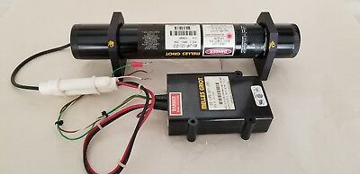 Melles Griot Laser Hene 05-lhp-121-211 With Power Supply 05-lpm-911-065