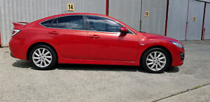 2011 MAZDA 6 HATCHBACK, AUTO , AIR , STEER REGO & RWC IMMACULATE Biggera Waters Gold Coast City Preview