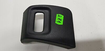 TOYOTA COROLLA VERSO R1 2005 LHD IGNITION CARD READER SURROUND TRIM COVER