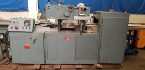 Shanklin HS-2 Shrink Wrap / Flow Wrapper Machine