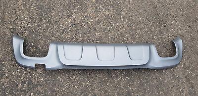 Original Mercedes GLA X156 Stoßstange Hinten Diffusor Spoiler Blende A1568852925