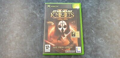 Star Wars Knights of the Old Republic 2 - Xbox Game - Free Post  - [IG]