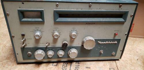Heathkit TX-1 vacumn tube transmitter, Atlanta, Untested