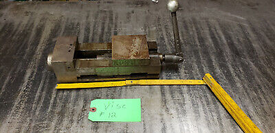 4 Kurt Ii Pt-400 Machine Vise Vice With Handle No Jaws . Vice 12 Shelf C4