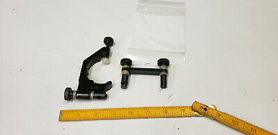 Precision Dial Indicator Stand Post Holder Base Clamp Arm Parts. Shelf Z2