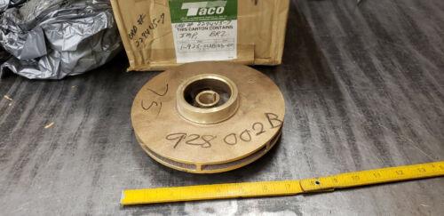 "NEW Taco 928-002B Bronze Impeller, 7.5"""
