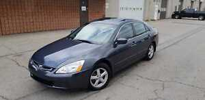 2003 Honda Accord Sdn EX EX | ONE OWNER | MINT | LOADED | CERTIF