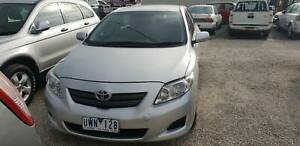 2007 Toyota Corolla Ascent Lilydale Yarra Ranges Preview
