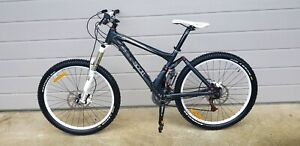 SCOTT GENIUS FULL SUSPENSION MOUNTAIN BIKE