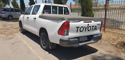 Toyota Hilux (4x2 Workmate) Wingfield Port Adelaide Area Preview