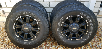 Rims and Tyres Redland Bay Redland Area Preview
