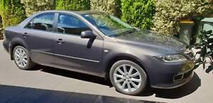 2006 Mazda Mazda 6 Sedan
