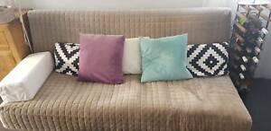 Three seated sofa bed