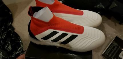 Adidas Predator Tango 18+ Indoor Soccer Futsal Shoes Ultra Boost