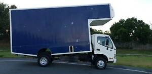 2005 Hino Dutro Pantec Truck Clontarf Redcliffe Area Preview