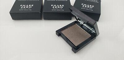 3x Phase Zero Make Up Pressed Eyeshadow Mush-a-Boom Travel Sz 0.09oz / 2.5g Ipsy