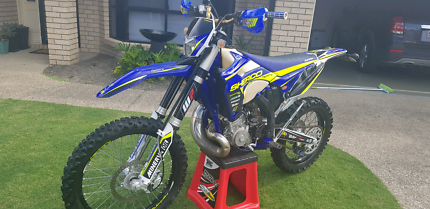 Sherco SEF-R 300 2T S6 2015 Factory Edition