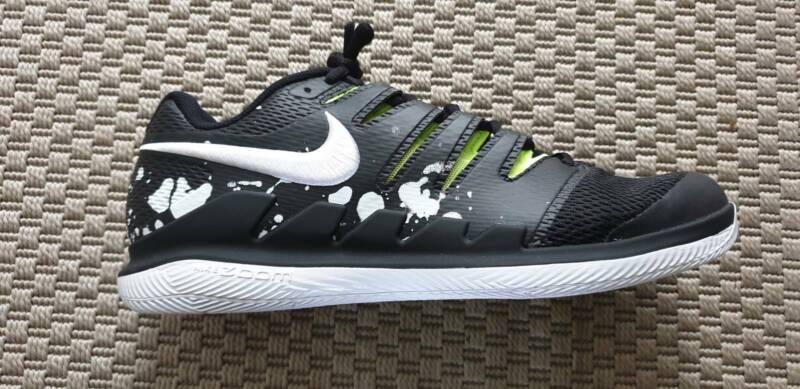 Men's Nike Air Zoom Vapor X HC PRM (AV3911 001) Tennis Shoes. Size 9