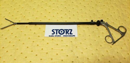 Karl Storz 33510GE Clickline Laparoscopic Atraumatic Grasping Forceps 10mmx35cm