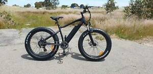 Flyer Electric fat tire bicycle Malaga Swan Area Preview