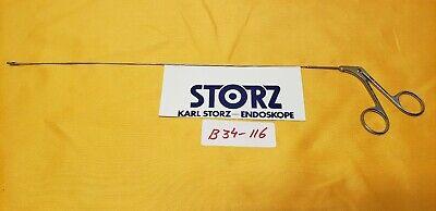 Karl Storz 26158dhw Laparoscopic Hysteroscopy Punch 7fr Semi Rigid 30cm