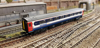 2P-005-860DCC DAPOL N GAUGE MK3 1st CLASS EAST MIDS 41057 ' J ' HST DCC LIGHTS for sale  Shipping to Ireland