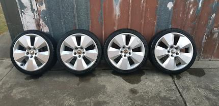 HSV Signature Wheels